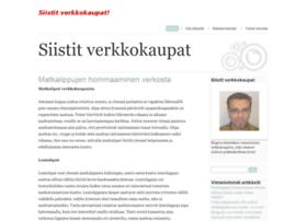 siistitverkkokaupat.fi