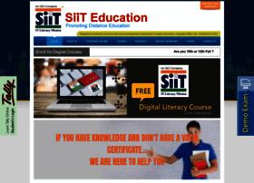 siitdistanceeducation.com