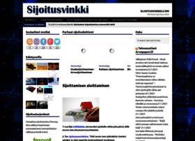 sijoitusvinkki.com