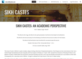 Sikhcastes.com