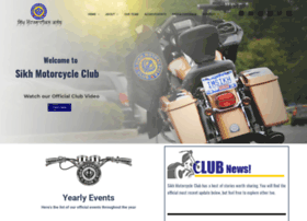 sikhmotorcycleclub.org