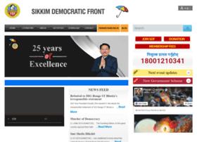 sikkimdemocraticfront.org