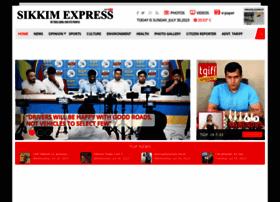 sikkimexpress.com