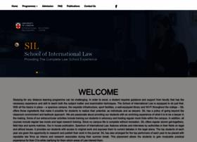 sil.edu.pk