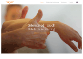 silence-of-touch.com