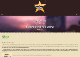 silent-hall-of-fame.org
