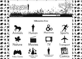 silhouettesfree.com