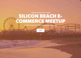 siliconbeache-commercemeetup.splashthat.com