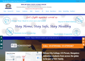siliconcitycollege.ac.in