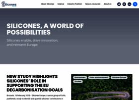 silicones-europe.com