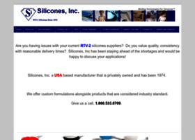 silicones-inc.com