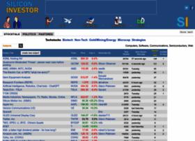 siliconinvestor.com