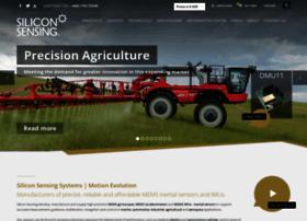 siliconsensing.com