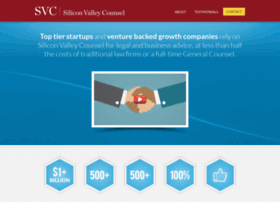 siliconvalleycounsel.com