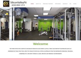 siliconvalleyfit.com