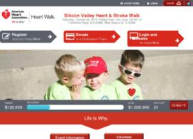 siliconvalleyheartwalk.kintera.org