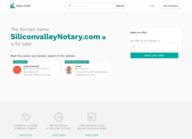 siliconvalleynotary.com