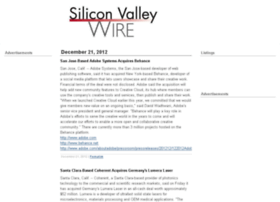 siliconvalleywire.com