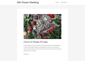 silkflowerwedding.com