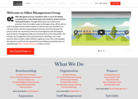 silkinmanagementgroup.com