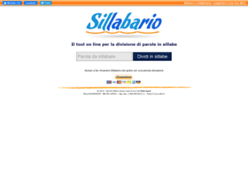 sillabario.net