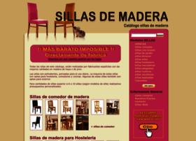 sillas-madera.es