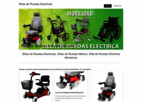 sillasderuedaselectricas.com.mx