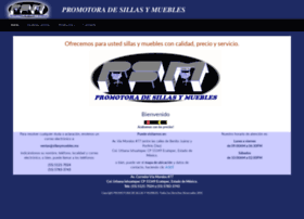 sillasymuebles.com.mx