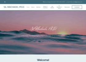 silmachadotherapy.com