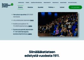 silmalaakariyhdistys.fi