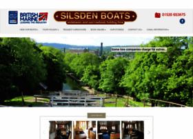 silsdenboats.co.uk
