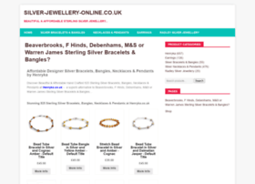 silver-jewellery-online.co.uk