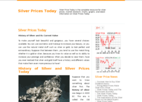 silver-price-today.net