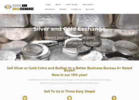 silverandgoldexchange.com