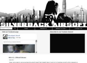 silverback-airsoft.com