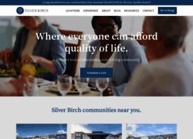 silverbirchliving.com