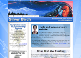 silverbirchpsychics.co.uk
