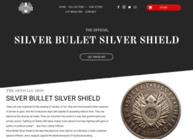 silverbulletsilvershield.com