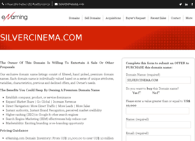 silvercinema.com
