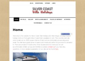 silvercoastvillaholidays.com