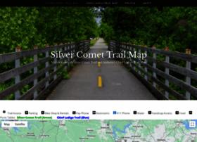 silvercometmap.com