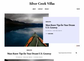 silvercreekvillas.com