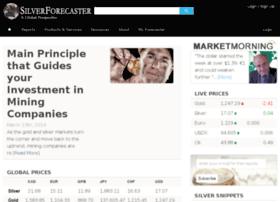 silverforecaster.com