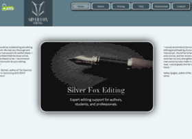 silverfoxediting.com