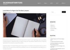 silverhartwriters.com