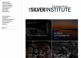 silverinstitute.org