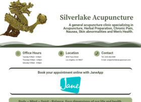 silverlakeacupuncture.com