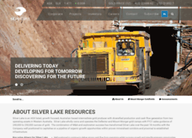 silverlakeresources.com.au