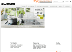 silverlineappliances.com