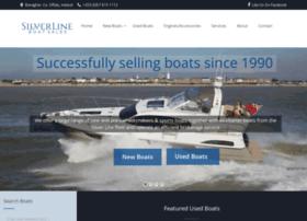 silverlineboatsales.com